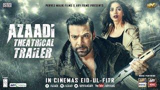 [Trailer] AZAADI - Moammar Rana | Sonya Hussyn | Nadeem Baig {ARY Films}