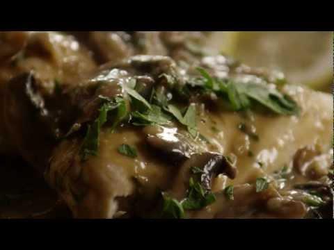 How to Make Baked Lemon Chicken with Mushroom Sauce | Sauce Recipe | Allrecipes.com