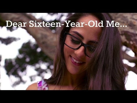 Dear Sixteen-Year-Old Me | Study With Jess |