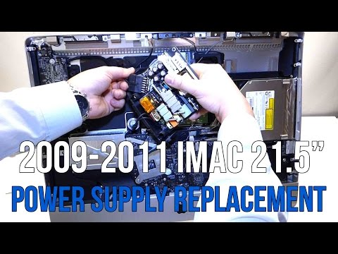 iMac Power Supply Replacement 2009 2010 2011 21 5