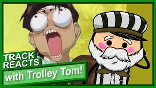 Eggdogs, Anime and Self Defense: Track Reacts With Trolley Tom | Cyanide and Happiness