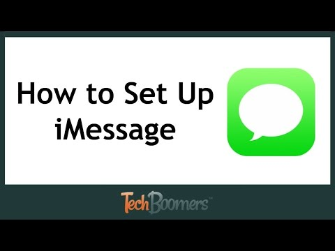 How to Set Up iMessage