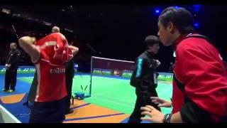 Video Hot Nozomi Okuhara, Juara All England Ganti Pakaian di Lapangan