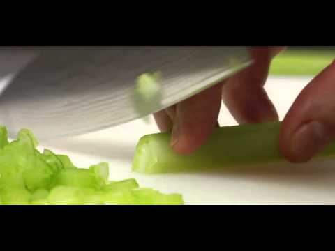 Cutting with a Chefs Knife
