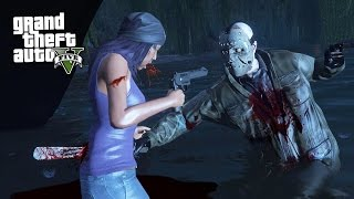 FRIDAY THE 13TH!! (GTA 5 Mods)