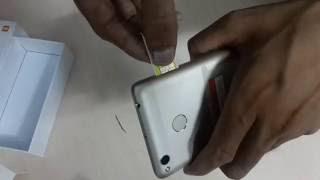 Xiaomi Redmi 3S Prime Gold 32 GB Budget Smartphone Unboxing Video