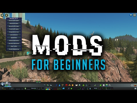 How to download & use mods on Cities:Skylines ( ASMR ? )