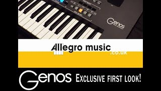 Klaus 4 Tyros Wersi organ sounds for Yamaha Genos/Tyros 4&5/PSR S970