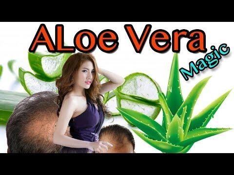 Aloevera For Hair Growth
