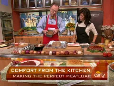 Making The Perfect Meatloaf