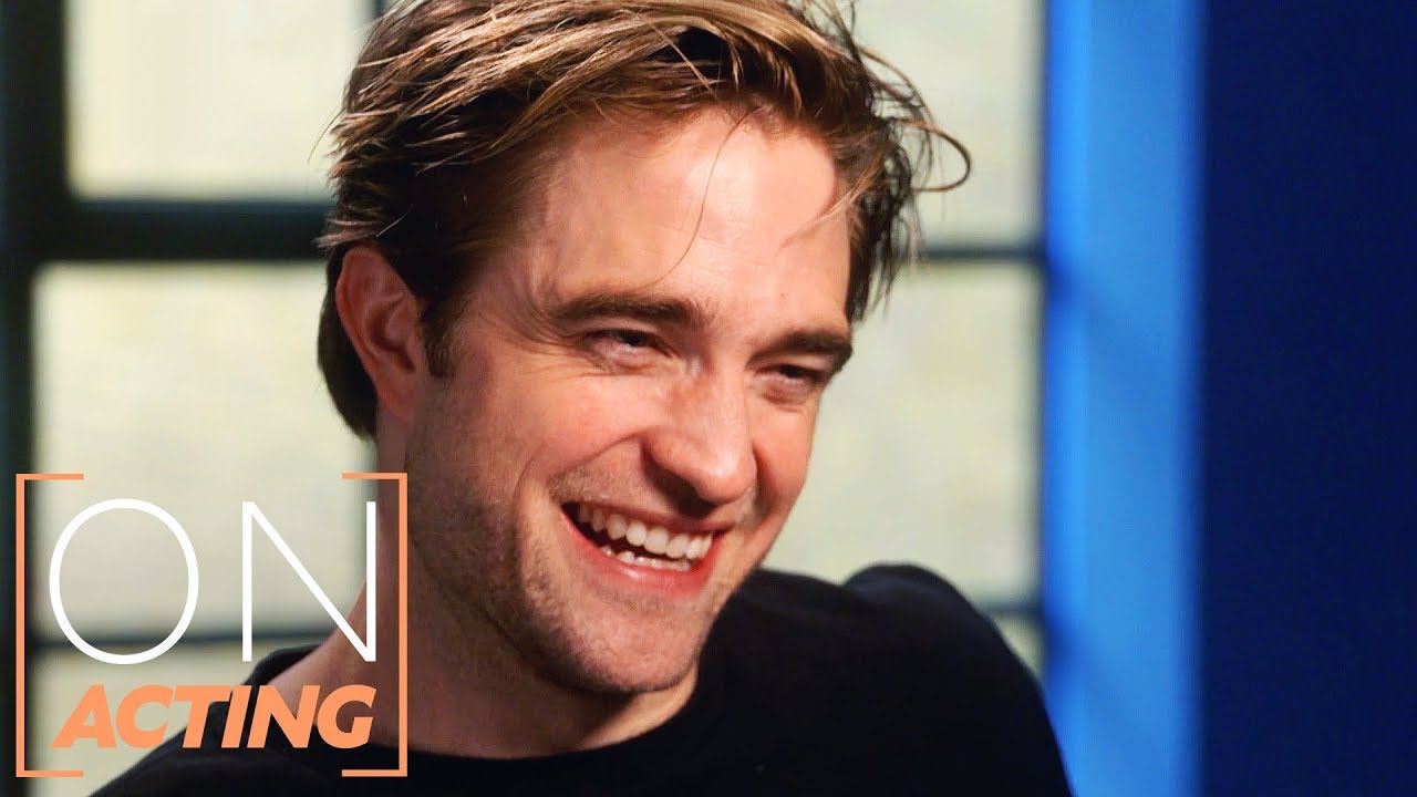 Robert Pattinson on Acting, The Lighthouse and Working with Willem Dafoe | On Acting