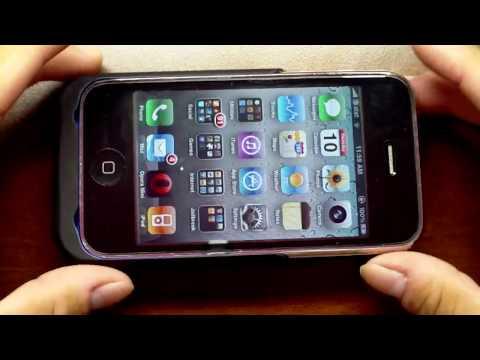 1800mAh iPhone 3G/3GS battery case - Was SUPER cheap!