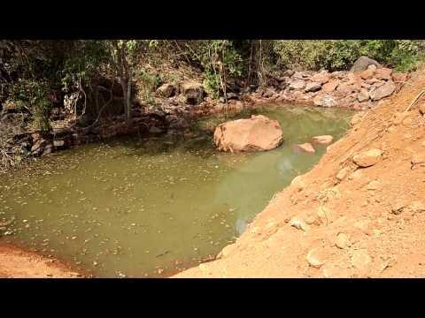 Dam at AAMRAI