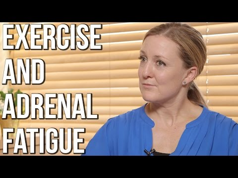 Adrenal Fatigue, Exercise & Muscle w/ Sara Kinnon, ND