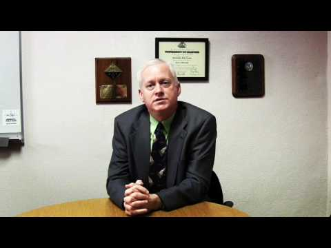 My Story-Depression in Graduate Studies (by Prof. Christopher Cramer)
