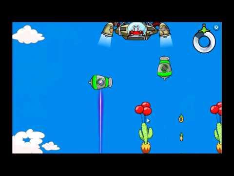 Club Penguin Puffle Launch - Blue Sky Level 12