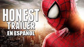 The Amazing Spider-Man 2 - Honest Trailers en Español