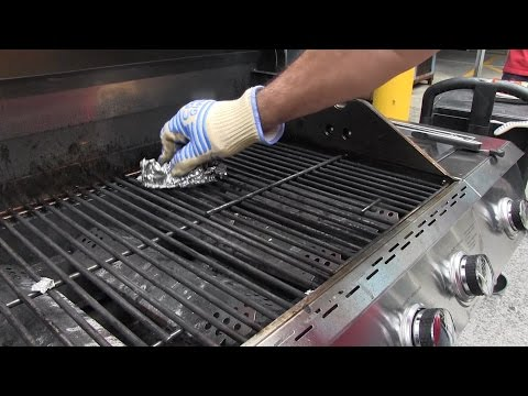 Clean Your Grill Safely | Consumer Reports