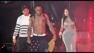 Lil Wayne And Birdman Fight At Nightclub Throws Bottles On Stage At Wayne