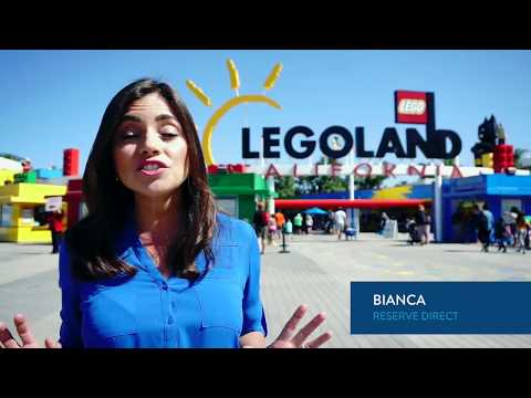 Tips & Tricks To Exploring LEGOLAND California Resort in Carlsbad, CA