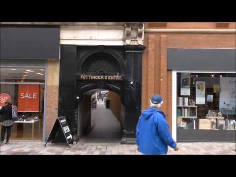Pottinger's Entry Belfast and Morning Star Pub 1810