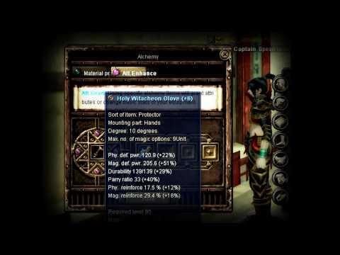 SRO - SpearFlame´s Alchemy Ownage
