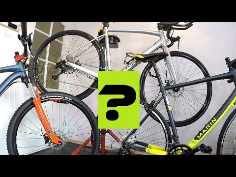 Gravel Bike vs Road Bike vs Mountain Bike. What Should I Buy? Beginner's Guide.