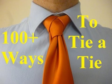 How to Tie The Cape Knot For Your Necktie