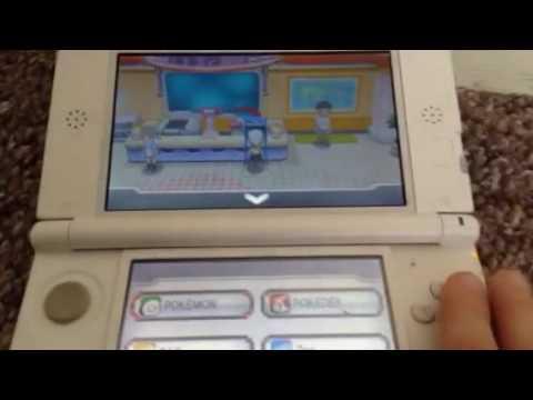 My Pokemon in omega ruby plus friend code
