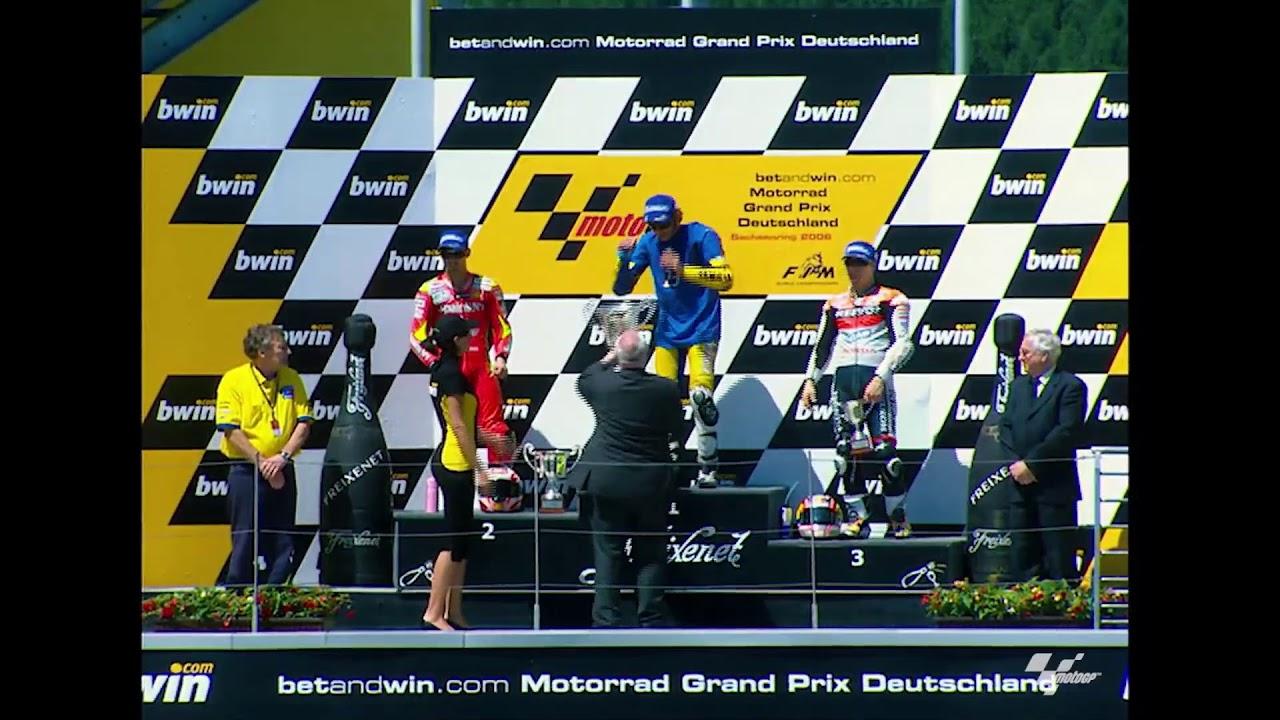 2006 #GermanGP| Full MotoGP Race