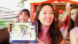 Sem Ten & Julie Ong Lin Tze Wedding Highlight