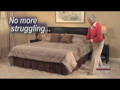 Best Bed-making Hack Ever!