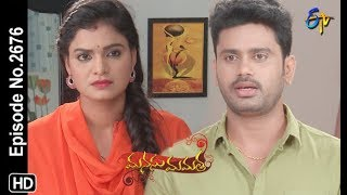Manasu Mamata | 17th August 2019 | Full Episode No 2676 | ETV Telugu