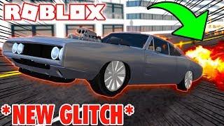 FASTEST CAR IN VEHICLE SIMULATOR *GLITCH* (Roblox Vehicle Simulator) #12