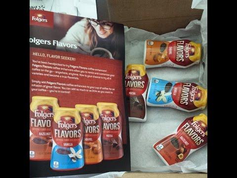 Folgers Flavors review