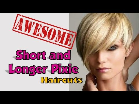 50+ BEST Short and Longer Pixie Cut Hairstyle Ideas for Women