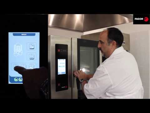 FAGOR Combi Ovens: CLEANING  Modes