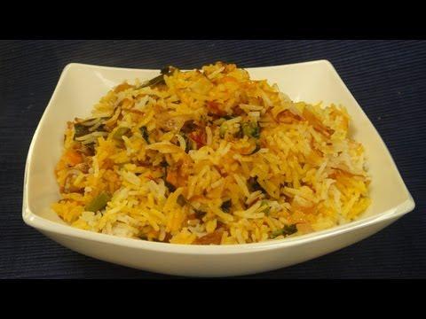 Vegetable Biryani | Sanjeev Kapoor Khazana