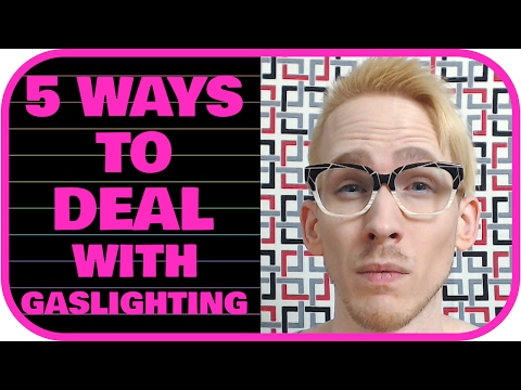 5 Ways to Deal with Gaslighting