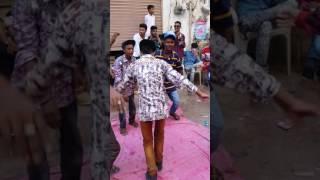Liyari streat dancer on eid