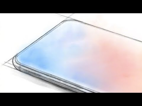 Lenovo Z5's Fully Bezel-Less Display Teased in Sketch