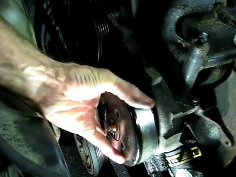 GM V6 Water Pump Replacement