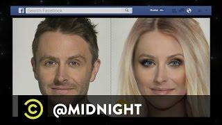 FaceCrapp - @midnight with Chris Hardwick