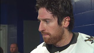 Neal praises Golden Knights forecheck in win over Canucks