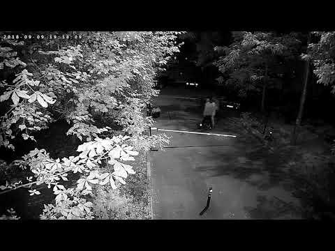 Порча шлагбаума 09.09.2018