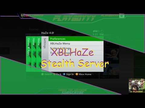 XBLHaZe Stealth Server 4.0