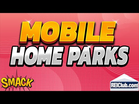 Mobile Home Park Investments - Pros and Cons To Mobile Home Park Investing - REIClub.com