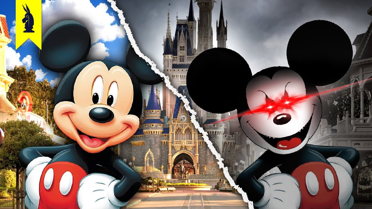 That Time Disney Built a Creepy Government