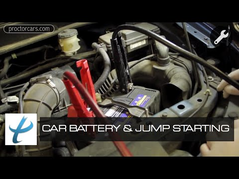 How Long Do Car Batteries Last? - How To Jump A Car Battery?