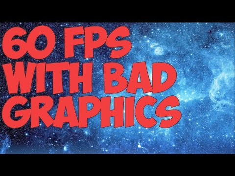HOW TO RECORD IN HD 60 FPS WITH A BAD GRAPHICS CARD! (OBS Studio Tutorial)